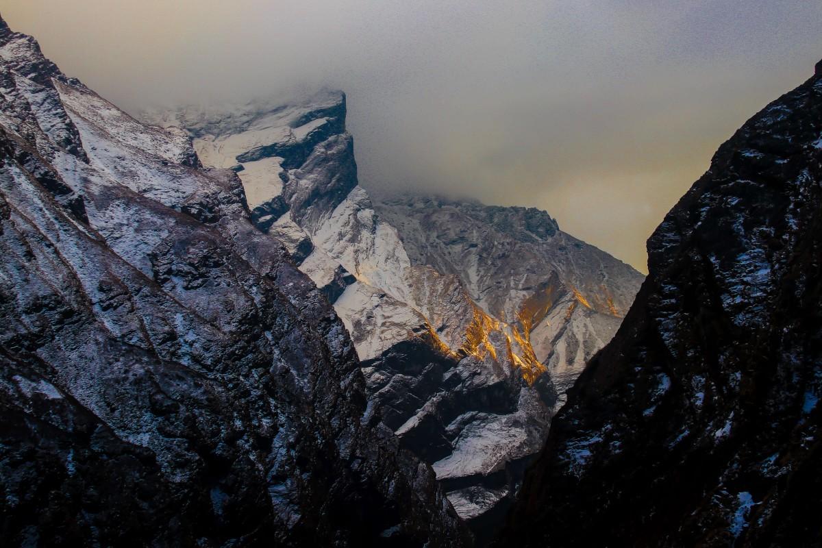 Nepal by Dipesh Upadhaya